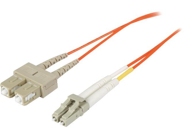 TRIPP LITE N318-06M Fiber Optic Cable,MMF,62.5,LC//ST,6m