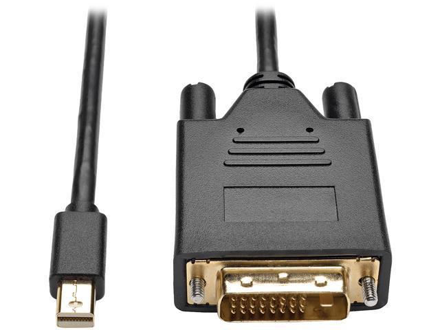 Tripp Lite Mini Displayport 1 2 To Dvi Active Adapter