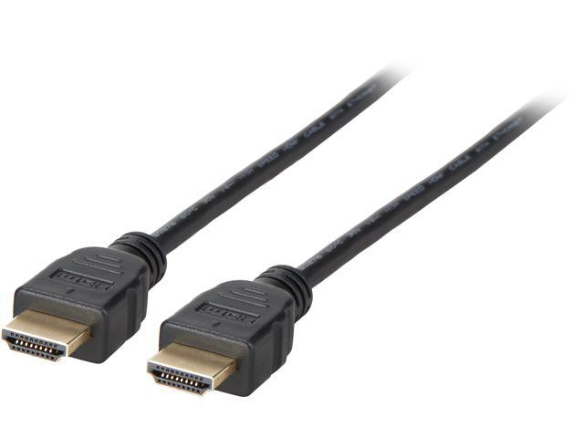 Ethernet Audio Return HDMI V2.0 Cable 4K High Speed 18Gbps Lot Gold Plated