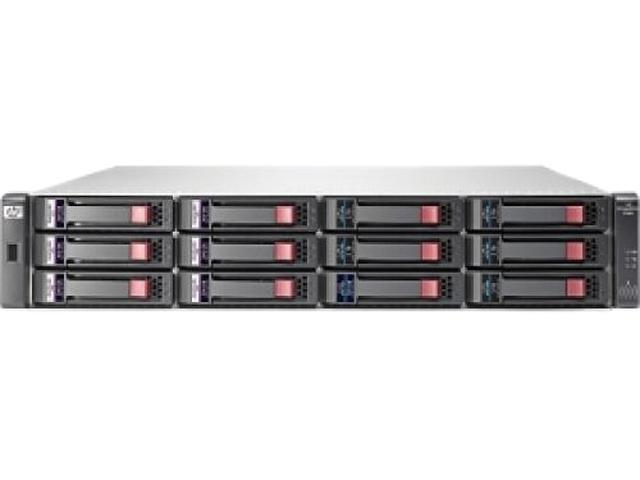 HP P2000 G3 SAS MSA Dual Controller SFF Array System-AW594SB - Newegg ca