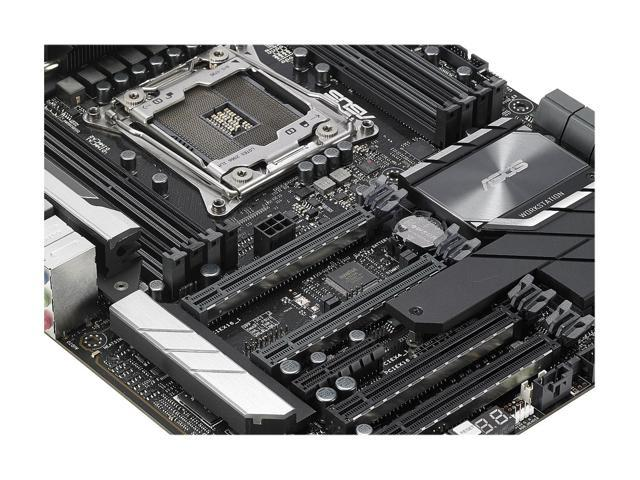 Asus Ws C422 Pro Se Atx Server Motherboard Newegg Com