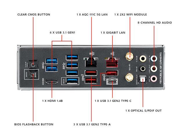ASUS ROG Maximus XI Z390 Gaming Motherboard LGA1151 (Intel 8th and Warn Winch Wiring Diagram on
