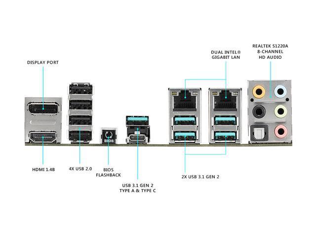 ASUS WS Z390 PRO LGA 1151 (300 Series) ATX Intel Motherboard - Newegg com