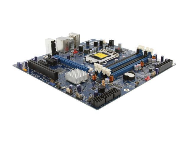 Intel DH55TC microATX LGA1156 Motherboard with Heatsink Fan I//O Shield NO CPU