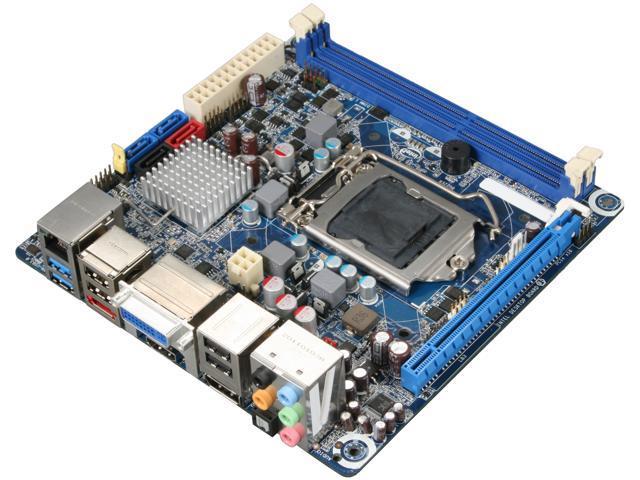 Intel BOXDH67CFB3 LGA 1155 Intel H67 HDMI SATA 6Gb/s USB 3 0 Mini ITX Intel  Motherboard - Newegg com