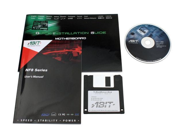 ABIT NF8-V2 NETWORK DRIVER UPDATE