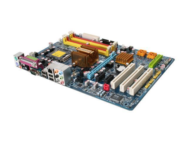 GIGABYTE GA-P35-DS3L LGA 775 Intel P35 ATX All Solid Capacitor Intel  Motherboard - Newegg com