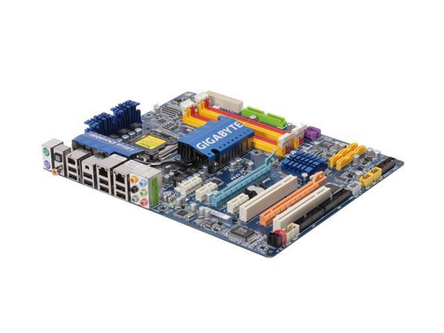 Used - Like New: GIGABYTE GA-EP45-UD3P LGA 775 ATX Intel Motherboard -  Newegg com