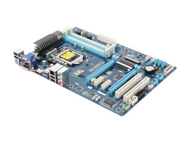 GIGABYTE GA-Z77-HD3 LGA 1155 ATX Intel Motherboard with UEFI BIOS -  Newegg ca