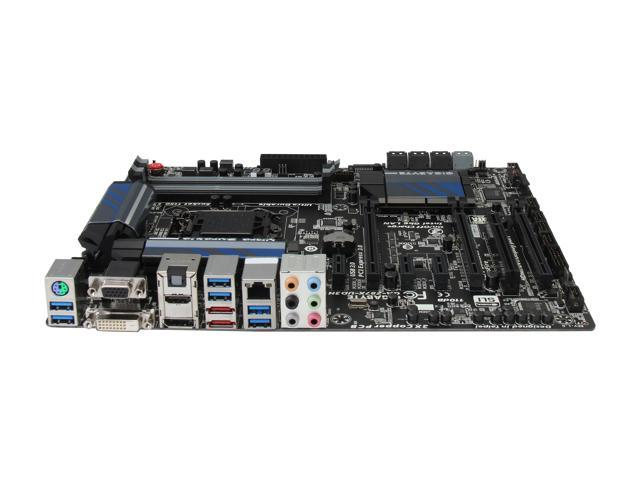 Used - Very Good: GIGABYTE GA-Z87X-UD3H LGA 1150 ATX Intel Motherboard with  UEFI BIOS - Newegg com