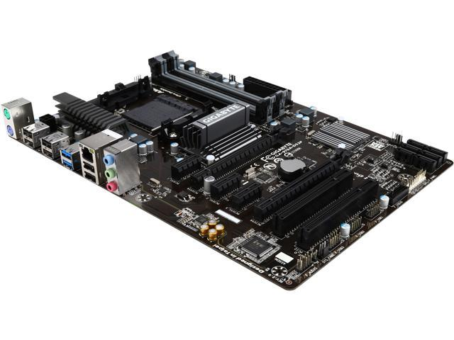GIGABYTE GA-970A-DS3P (rev  2 0) AM3+ ATX AMD Motherboard - Newegg com