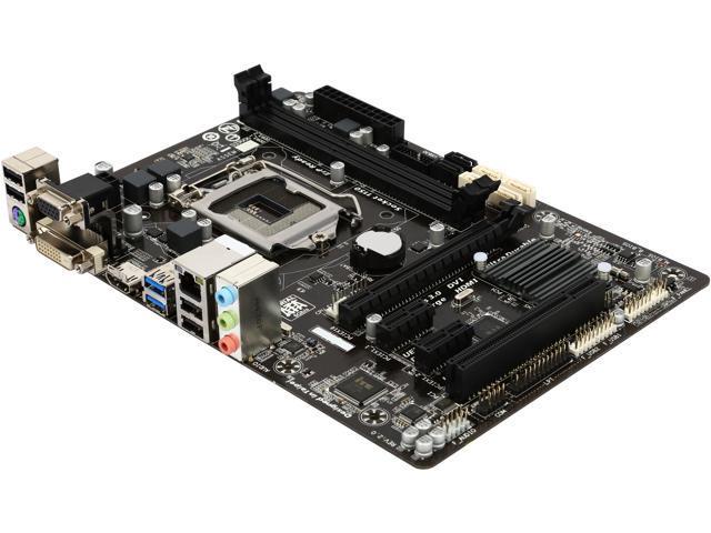 Original Gigabyte GA-B85M-HD3 Intel B85 Motherboard LGA 1150 DDR3 ATX