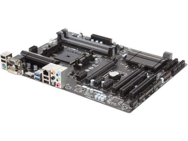 GIGABYTE GA-F2A88X-D3H FM2+ / FM2 ATX AMD Motherboard - Newegg com