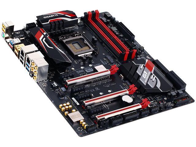 GIGABYTE G1 Gaming GA-Z170X-Gaming 5 (rev  1 0) LGA 1151 ATX Intel  Motherboard - Newegg com