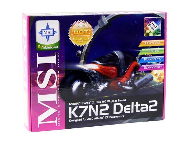 MSI K7N2 DELTA2 LAN DRIVERS FOR MAC DOWNLOAD