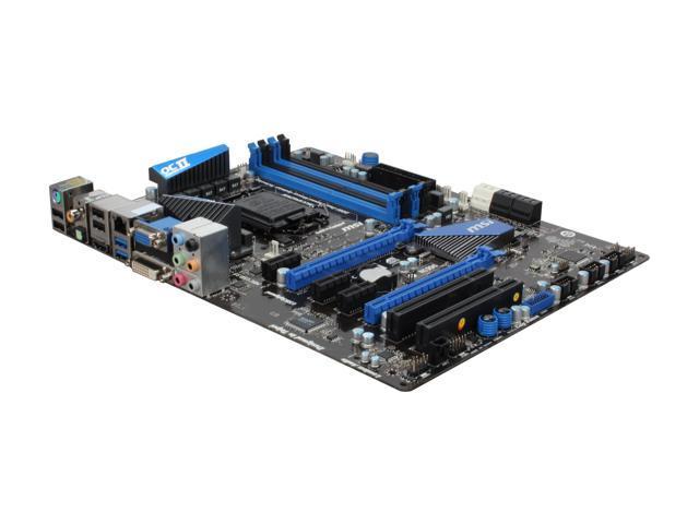 MSI Z68A-GD55 (G3) LGA 1155 Intel Z68 HDMI SATA 6Gb/s USB 3.0 ATX ...