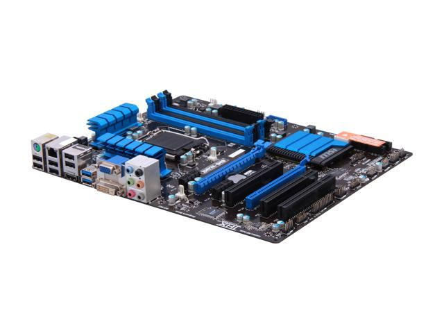 MSI ZH77A-G43 LGA 1155 ATX Intel Motherboard with UEFI BIOS - Newegg com