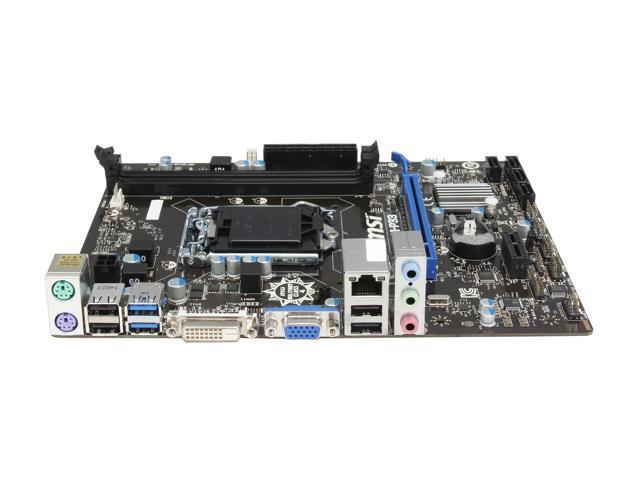 drivers motherboard msi h81m-p33