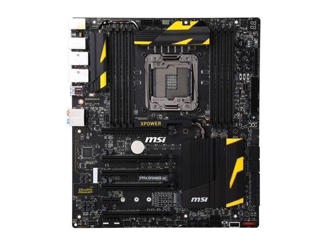 MSI X99A XPOWER AC BIOS CHIP