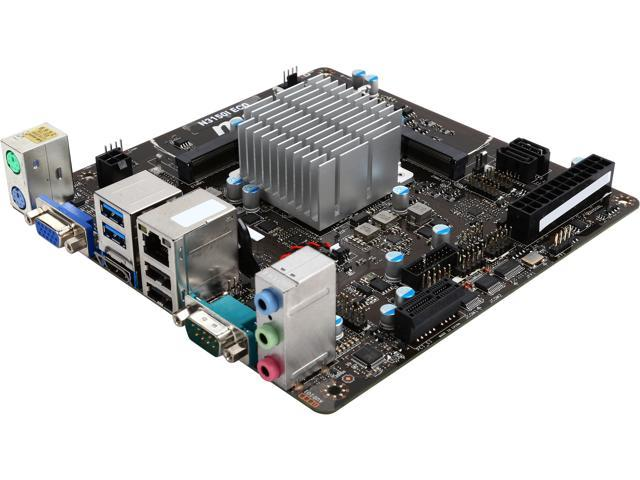 MSI N3150I ECO Intel N3150 Quad Core 6W Mini ITX Motherboard/CPU Combo -  Newegg com