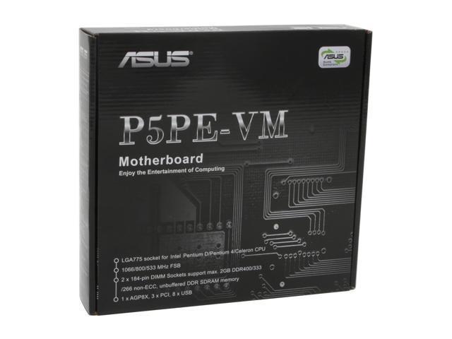 ASUS P5PE-VM NETWORK WINDOWS 7 64BIT DRIVER