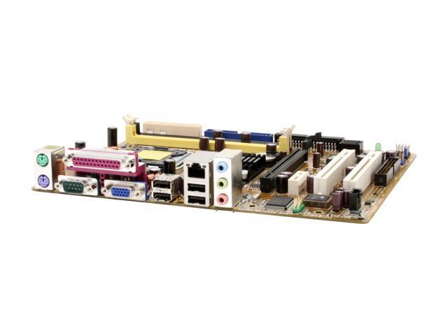 NEW ASUS P5VD2-MX SE Motherboard skt 775 DDR2 VIA P4M890