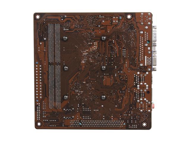 ASUS AT5NM10-I Intel Atom D510 BGA559 Intel NM10 Mini ITX Motherboard/CPU  Combo - Newegg com