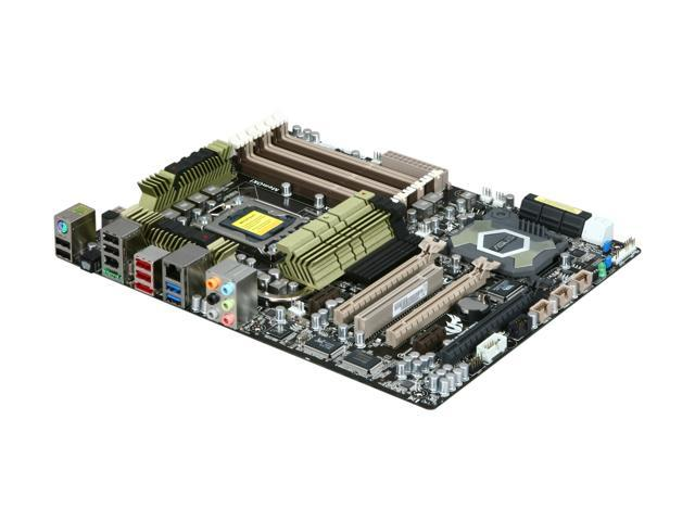 Used - Like New: ASUS Sabertooth X58 LGA 1366 ATX Intel Motherboard -  Newegg com