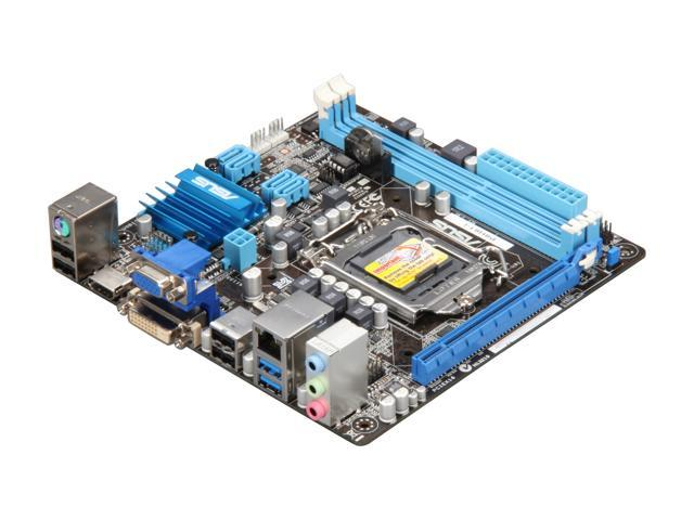 ASUS P8H61-I (REV 3 0) LGA 1155 Intel H61 HDMI USB 3 0 Mini ITX Intel  Motherboard - Newegg com