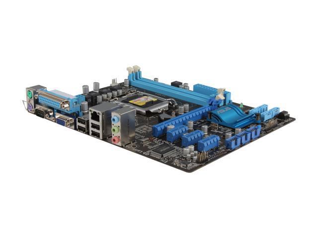 ASUS P8H61-M LX PLUS (REV 3 0) LGA 1155 Intel H61 Micro ATX Intel  Motherboard with UEFI BIOS - Newegg com