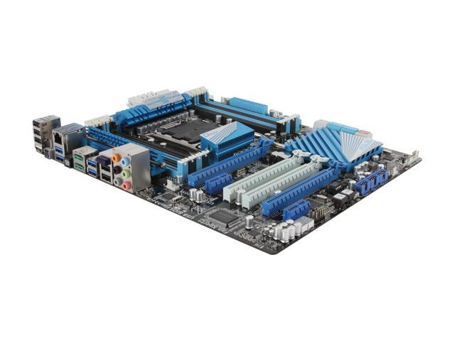 Used - Very Good: ASUS P9X79 PRO LGA 2011 ATX Intel Motherboard with USB  BIOS - Newegg com