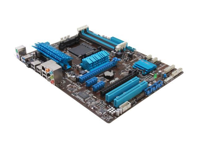 Used - Very Good: ASUS M5A97 R2 0 AM3+ ATX AMD Motherboard with UEFI BIOS -  Newegg com