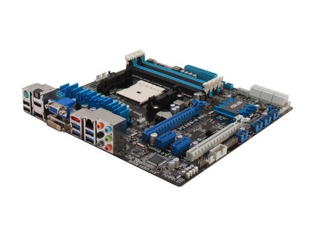 BIOS Chip:ASUS F2A85-M PRO