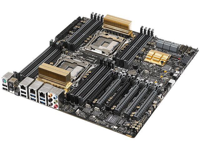 ASUS Z10PE-D16 WS LGA 2011-v3 SSI EEB Intel Motherboard - Newegg com
