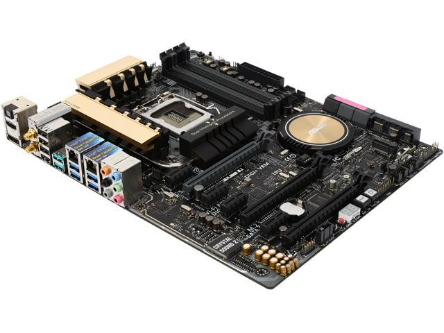ASUS Z87-DELUXE/DUAL RAPID START DRIVERS (2019)