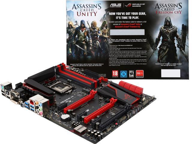 ASUS ROG MAXIMUS VII HERO/ACU LGA 1150 Intel Z97 HDMI SATA 6Gb/s USB 3 0  ATX Intel Motherboard - Newegg com
