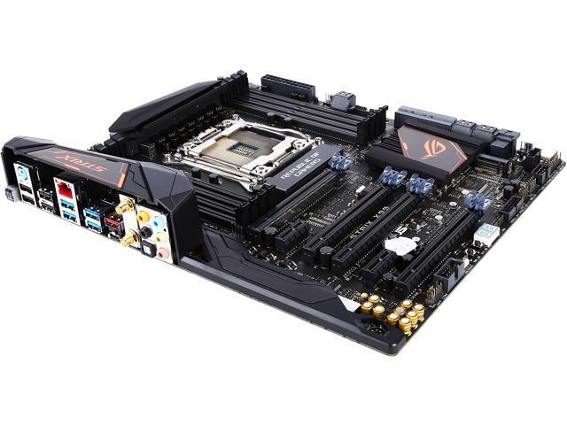 Used - Like New: ASUS ROG STRIX X99 GAMING LGA 2011-v3 ATX Intel  Motherboard - Newegg com