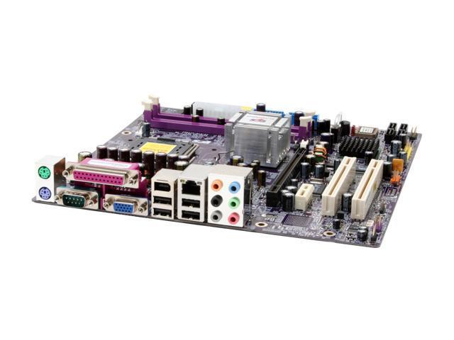 BIOS Chip v3.1, ECS 945GCT-M3 v3.0