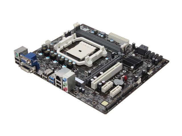 ECS A75F2-M2(1 0A) FM2 Micro ATX AMD Motherboard - Newegg ca