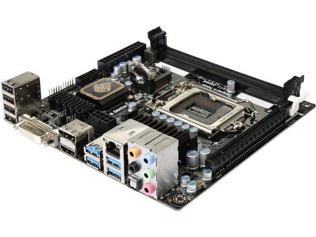Used - Like New: ECS Z97I-DRONE (V1 0A) LGA 1150 Mini ITX Motherboards -  Intel - Newegg com