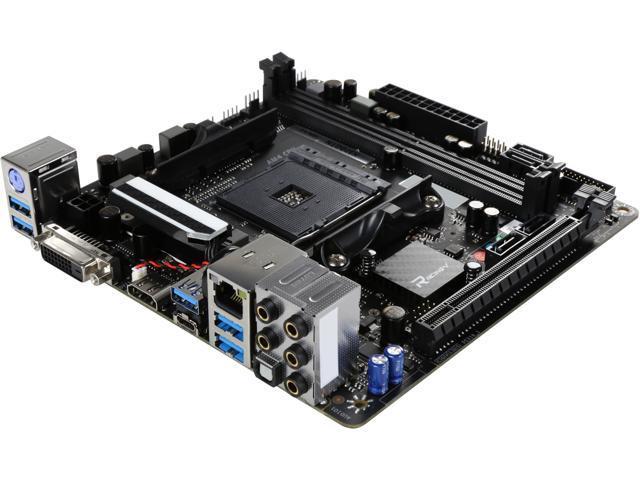 BIOSTAR X370GTN AM4 Mini ITX AMD Motherboard - Newegg com