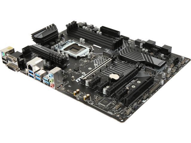 MSI Z370 PC PRO LGA 1151 (300 Series) Intel Z370 SATA 6Gb/s USB 3 1 ATX  Intel Motherboard - Newegg com