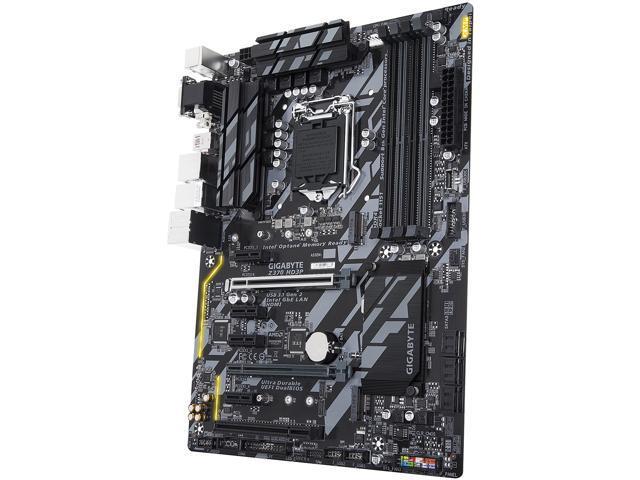 GIGABYTE Z370 HD3P (rev  1 0) LGA 1151 (300 Series) Intel