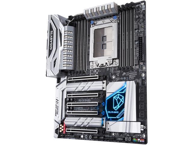 Gigabyte X399 Designare Ex Rev 1 0 Str4 Atx Amd Motherboard Newegg Com