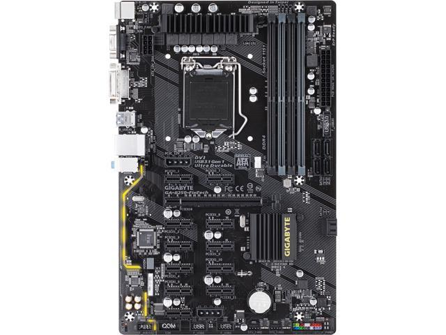 what is a cryptocurrency mining motherboard
