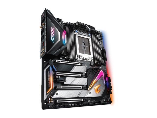 GIGABYTE X399 AORUS XTREME sTR4 Extended ATX AMD Motherboard - Newegg com