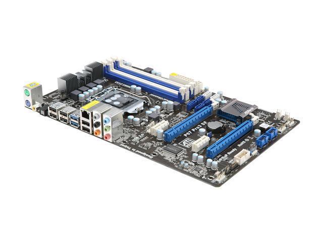 ASRock P67 PRO3 SE LGA 1155 Intel P67 SATA 6Gb//s USB 3.0 ATX Intel Motherboard
