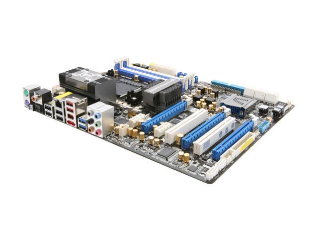 ASRock 990FX Extreme4 AM3+ AMD 990FX + SB950 SATA 6Gb/s USB 3 0 ATX AMD  Motherboard - Newegg com