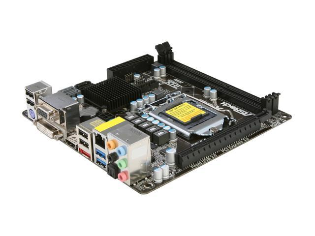 ASRock H77M-ITX Motherboard Driver for PC