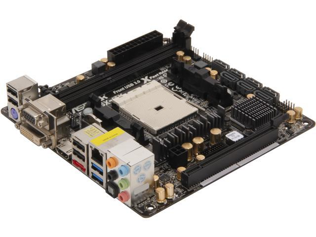 ASROCK FM2A85X-ITX AMD ALL-IN-ONE DRIVERS